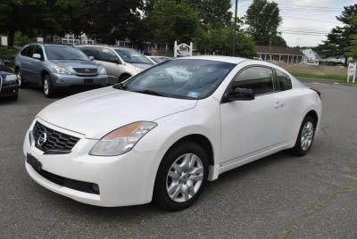 2009 Nissan Altima 2.5 S for sale VIN: 1N4AL24E49C182722