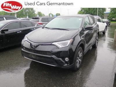 2018 Toyota RAV4  for sale VIN: 2T3RFREVXJW799300