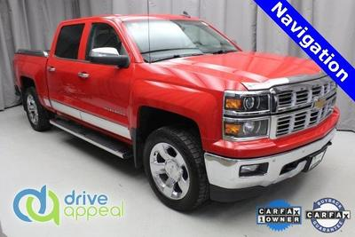 Chevrolet Silverado 1500 2015 for Sale in Minneapolis, MN