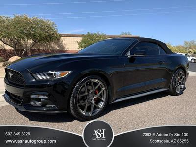 Ford Mustang 2015 for Sale in Scottsdale, AZ