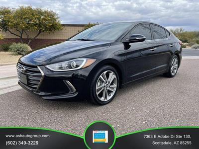 Hyundai Elantra 2017 for Sale in Scottsdale, AZ
