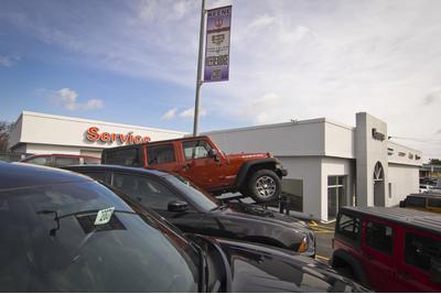 Keene Dodge Chrysler Jeep Image 4