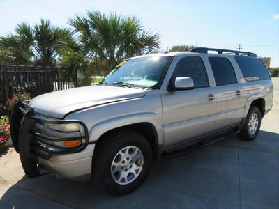2005 Chevrolet Suburban 1500 Z71 for sale VIN: 3GNFK16Z25G256666