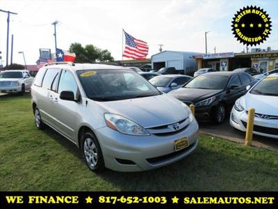 Toyota Sienna 2008 for Sale in Arlington, TX
