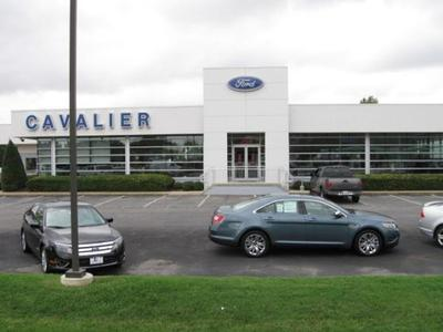Cavalier Ford Lincoln Greenbrier Image 1