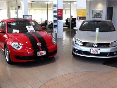 Prime Volkswagen Image 1
