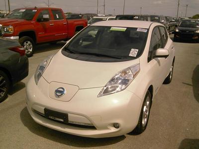 2013 Nissan Leaf SV for sale VIN: 1N4AZ0CP8DC405570