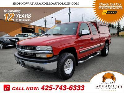 Chevrolet Silverado 1500 2001 for Sale in Lynnwood, WA