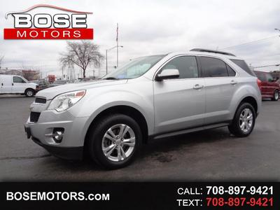 2012 Chevrolet Equinox 2LT for sale VIN: 2GNALPEK6C1119198