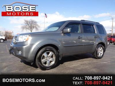 2009 Honda Pilot EX-L for sale VIN: 5FNYF48609B034441
