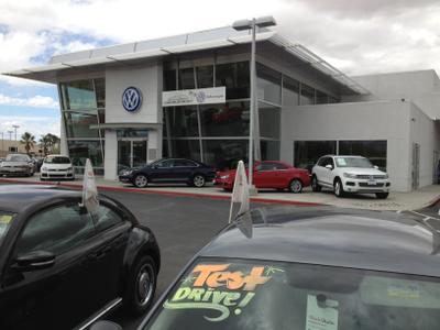 Coachella Valley Volkswagen Image 1