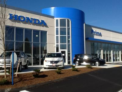 Prime Honda Saco Image 1