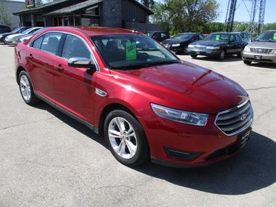 2013 Ford Taurus SEL for sale VIN: 1FAHP2H88DG181968