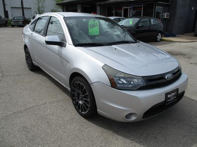 2010 Ford Focus SES for sale VIN: 1FAHP3GN2AW112773