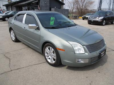 2009 Ford Fusion SEL for sale VIN: 3FAHP08Z89R101419