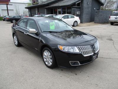 2011 Lincoln MKZ Hybrid Base for sale VIN: 3LNDL2L30BR762124
