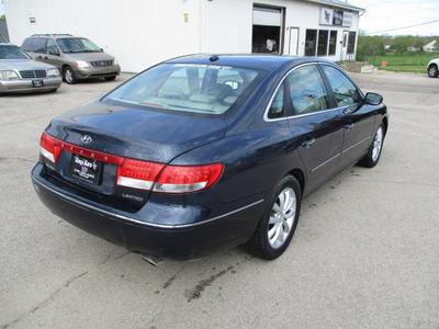 2007 Hyundai Azera Limited for sale VIN: KMHFC46F17A212765