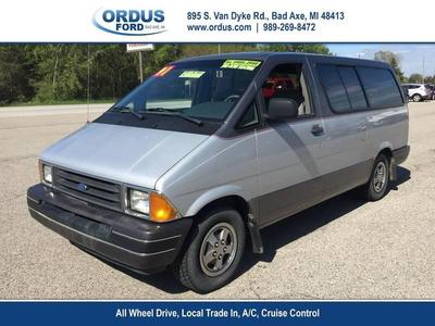 Ford Aerostar 1991 for Sale in Bad Axe, MI