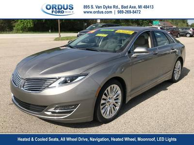 Lincoln MKZ 2016 for Sale in Bad Axe, MI