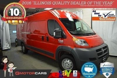 2017 RAM ProMaster 3500 High Roof for sale VIN: 3C6URVJG8HE535569