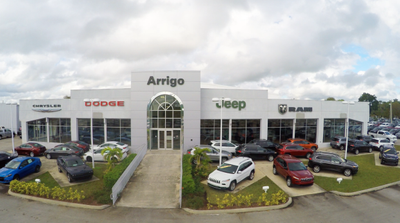 Arrigo Dodge Chrysler Jeep RAM FIAT FT PIERCE Image 1