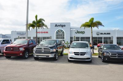 Arrigo Dodge Chrysler Jeep RAM FIAT FT PIERCE Image 3
