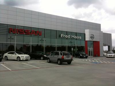 Fred Haas Nissan Image 2
