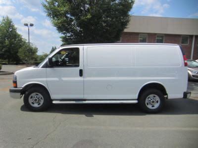 2017 GMC Savana 2500 Work Van for sale VIN: 1GTW7AFF5H1903984