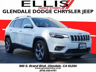 Jeep Cherokee 2020 for Sale in Glendale, CA