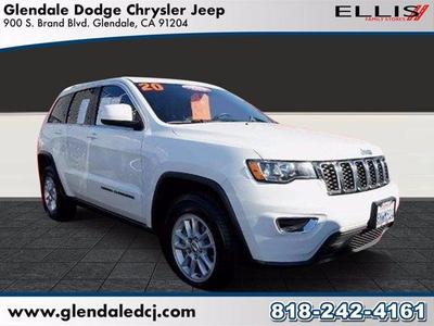 Jeep Grand Cherokee 2020 for Sale in Glendale, CA