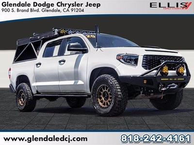 Toyota Tundra 2020 for Sale in Glendale, CA