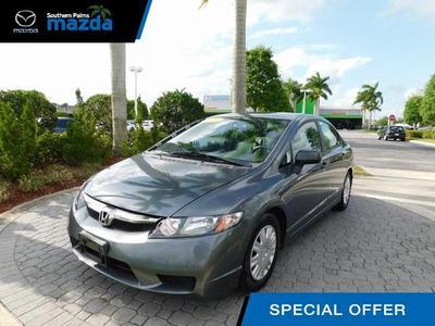 2011 Honda Civic VP for sale VIN: 19XFA1F39BE014956