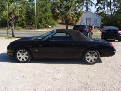 2003 Ford Thunderbird Deluxe for sale VIN: 1FAHP60A93Y109336