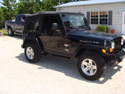 Jeep Wrangler 2006 for Sale in Carrabelle, FL