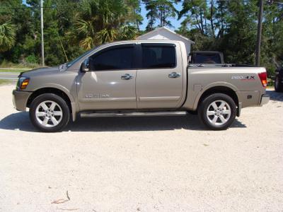 Nissan Titan 2008 for Sale in Carrabelle, FL
