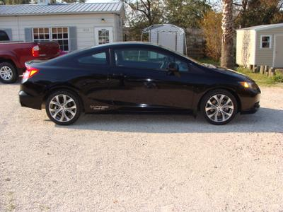 2012 Honda Civic Si for sale VIN: 2HGFG4A54CH707501