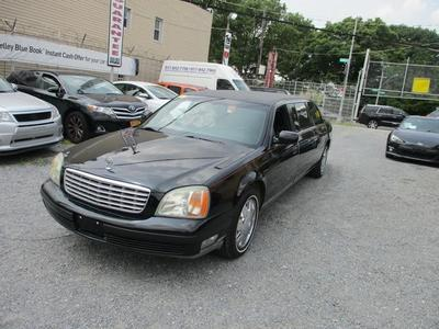 Cadillac DeVille 2002 for Sale in Jamaica, NY