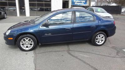 2001 Plymouth Neon Highline for sale VIN: 1P3ES46C61D173640
