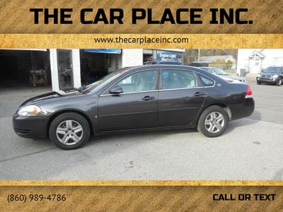 Chevrolet Impala 2008 for Sale in Somers, CT