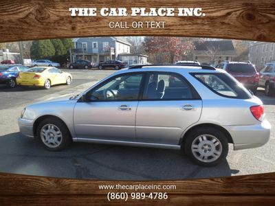 Subaru Impreza 2004 a la venta en Somers, CT