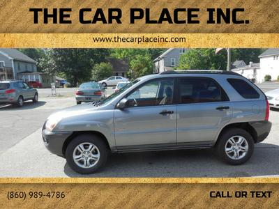 KIA Sportage 2006 for Sale in Somers, CT