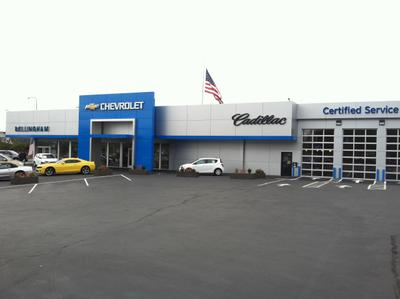 Northwest Chevrolet of Bellingham Image 8