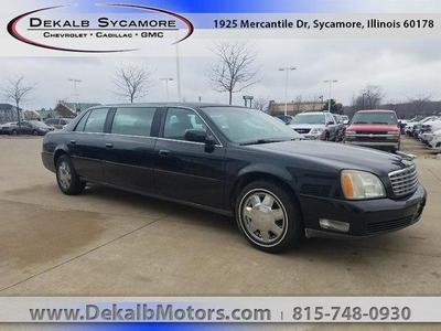 2003 Cadillac DeVille Base for sale VIN: 1GEEH90Y53U550291