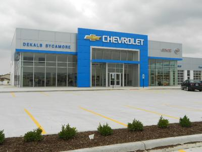 Dekalb Sycamore Chevrolet Cadillac GMC Image 8