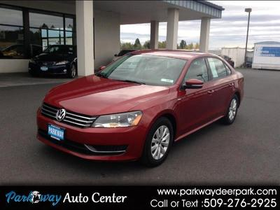Volkswagen Passat 2015 for Sale in Deer Park, WA