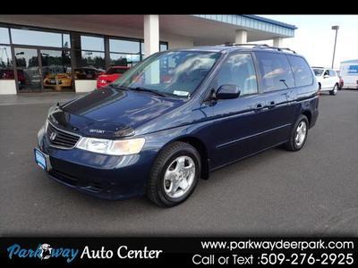 1999 Honda Odyssey EX for sale VIN: 2HKRL1863XH007678