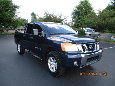Nissan Titan 2011 for Sale in Knoxville, TN