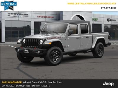 Jeep Gladiator 2021 for Sale in Norwood, MA