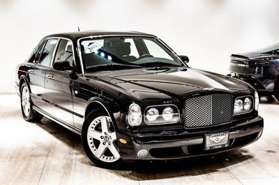 2002 Bentley Arnage T for sale VIN: SCBLF34F22CX08668
