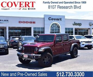 Jeep Gladiator 2021 for Sale in Austin, TX